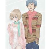 Cute Anime Couple By K0uXame On DeviantArt