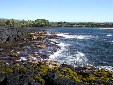 punaluu black sand beach punalu u black sand beach hawaii pictures