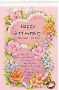 Happy Anniversary Especially for you.   Gifts by