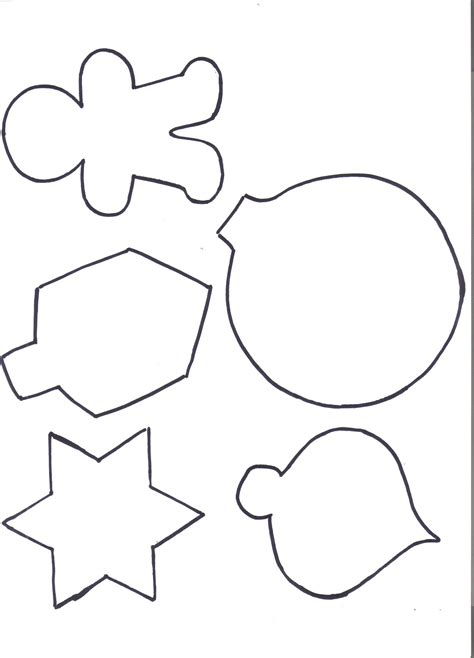 christmas decorations cutouts free cut out decorations www indiepedia org