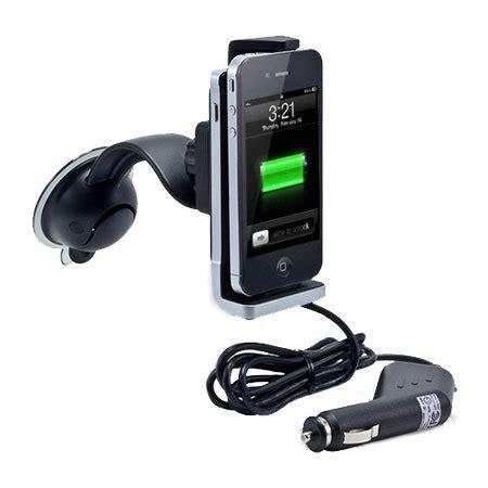support voiture iphone 4s 4 arkon supercharge deluxe avis