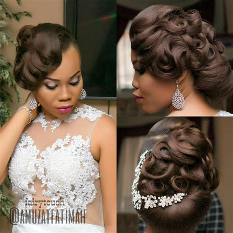 updos wedding black hairstylist in maryland 16 gorgeous wedding hairstyles for nigerian brides by hair