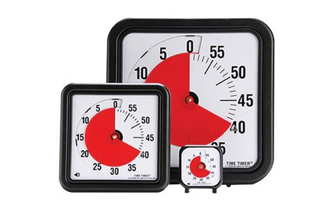 countdown clock time timer audible countdown timer black classroom direct