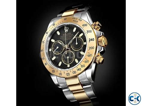 jam rolex oyster silver gold rolex daytona cosmograph oyster perpetual silver gold