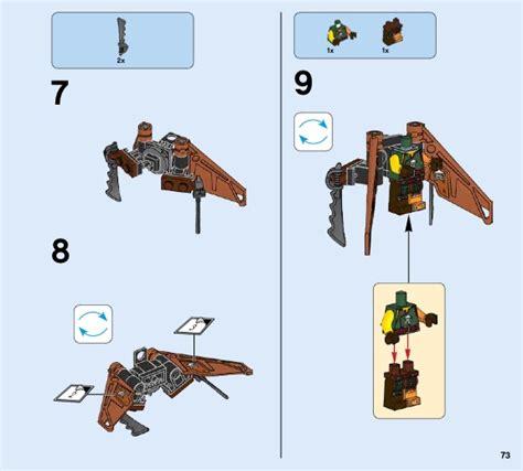 Sale Lego 70604 Ninjago Tiger Widow Island lego tiger widow island 70604 ninjago