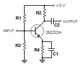 buffer lifier using transistor buffer lifiers
