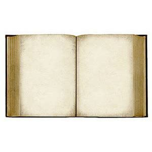 picture of an open book with blank pages free clipart picture of an open book with blank pages