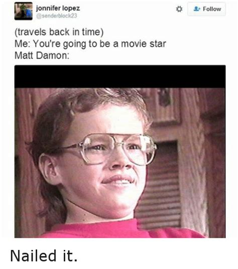 Matt Damon Meme - funny growing up memes of 2016 on sizzle children