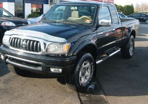 Toyota Tacoma Remote Start Sell Used 2003 Toyota Tacoma Xtracab V6 4wd Limited Trd
