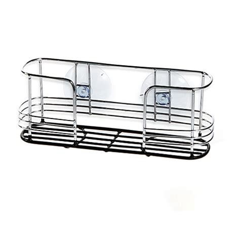 buy plastic kitchen sinks from bed bath beyond buy dual suction chrome sink caddy from bed bath beyond
