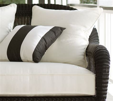 pottery barn sofa replacement cushions palmetto outdoor furniture replacement cushions pottery barn