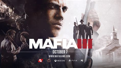Mafia 3 Pc mafia iii requisitos oficiales para pc taringa
