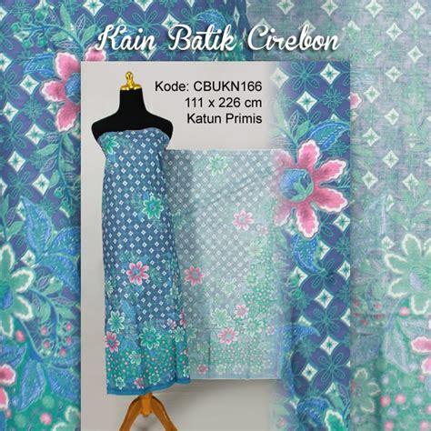 Kain Batik Primis 3 kain batik cirebon primis kain batik printing murah