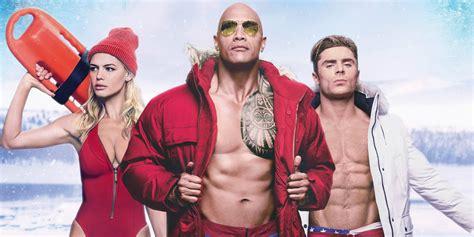 film jomblo 2017 cast baywatch super bowl tv trailer hits the beach screen rant