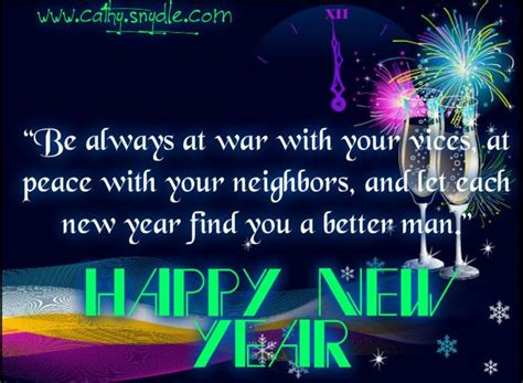 sayings for new year happy new year quotes and sayings cathy