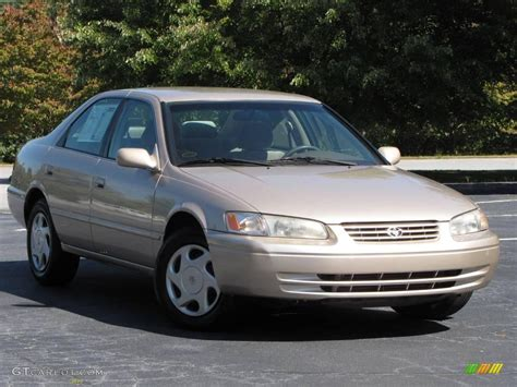 Best Colors For Home by 1998 Cashmere Beige Metallic Toyota Camry Le V6 19537774