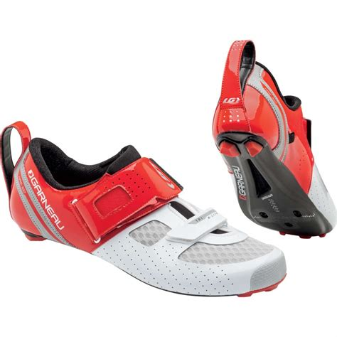 triathlon bike shoes louis garneau tri triathlon cycling shoe x lite ii