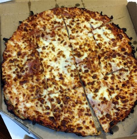 domino pizza hand tossed pizza quixote review domino s crunchy thin crust pizza