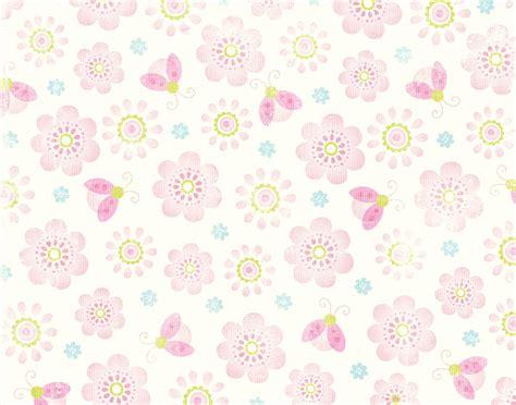 Flowers And Ladybugs Backgrounds Presnetation Ppt Floral Background Powerpoint Backgrounds For Free