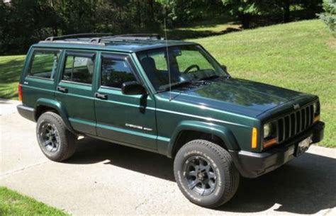 1999 Jeep Classic Mpg Buy Used 1999 Jeep Classic Sport Utility 4 Door 4