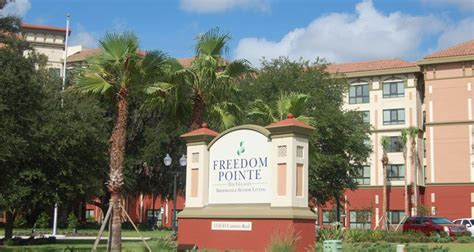 Apartments With Garages freedom pointe village assisted living portfolio j a