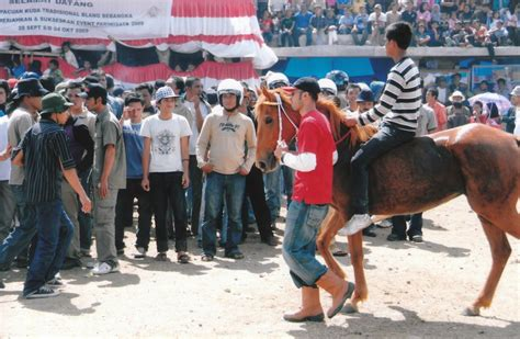 Sho Kuda Di Indo pacuan kuda tradisional gayo indonesiakaya