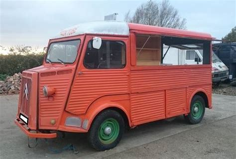 Citroen H For Sale by 1967 Citroen Hy Type H Tub Catering For Sale Car