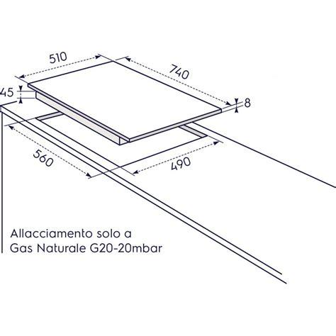 piano di cottura a gas da incasso piano cottura 5 fuochi a gas da incasso rex electrolux