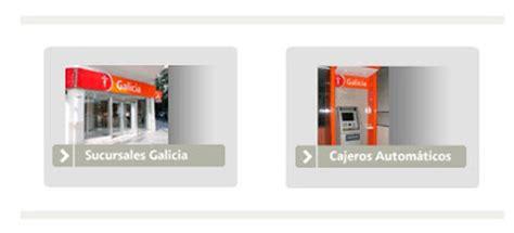 a banca sucursales banco galicia