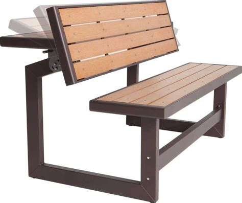 picnic table bench convertible lifetime convertible picnic table bench patio table