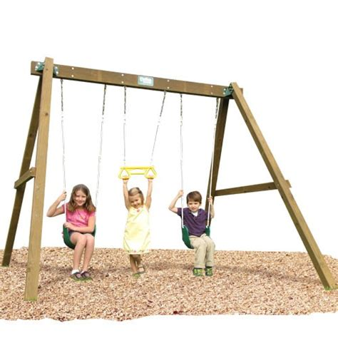 playtime swing sets playtime series classic swing set