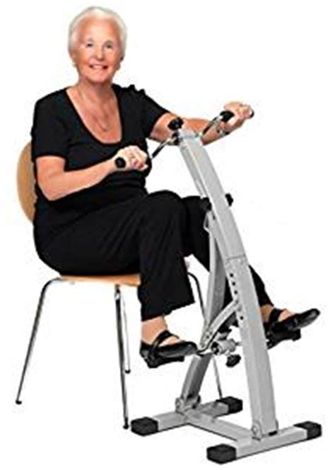 cyclette da poltrona dual bike plus new home exercise and fitness cycle for