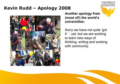 Kevin Rudd Apology Essay by The Big House Closing The Gap Dreams And Dissonant Discourses