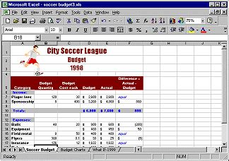 Working With Spreadsheets In Excel by Computer Literacy 101 Working With Numbers