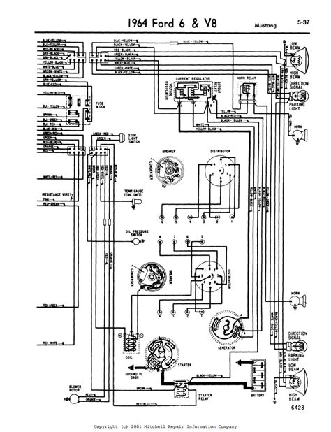 mitchell wiring diagrams free 1964 on mitchell wiring diagrams wiring diagram