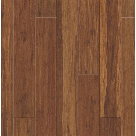 shop natural floors by usfloors 3 75 in spice bamboo engineered hardwood flooring 22 69 sq ft