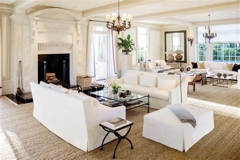 Oak Livingroom Furniture by Landmark Hamptons Estate Villa Maria Dk Decor