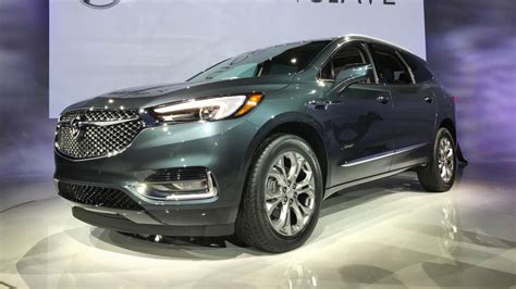 buick enclave redesign 2018 buick enclave price release date redesign changes