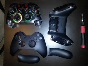How to take apart an xbox one controller for painting youtube