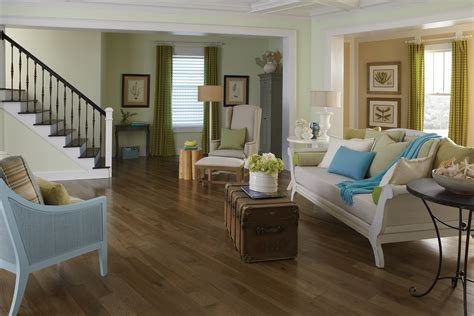 "1/2"" x 3 1/4"" Prefinished Hickory Moonlight Engineered Floor"