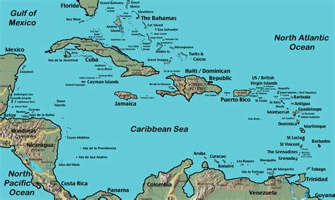 united states map jamaica redefining the of top quot beautiful quot cruise