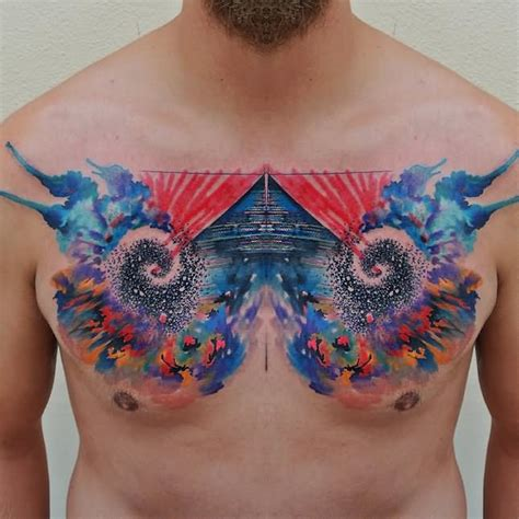 abstract butterfly tattoo designs watercolor abstract flowers on right shoulder