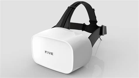 Fove Vr Fove 0 Vr Headset Gets Specs And Pre Order Date