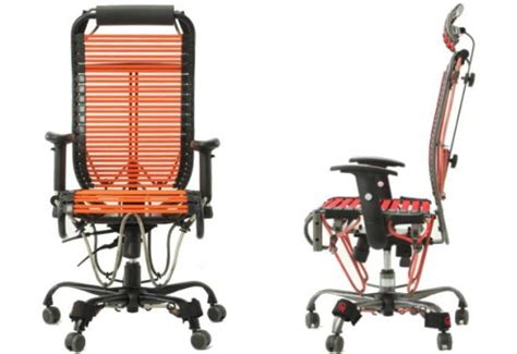 Exercise Office Chair by Gymgym Puts 16 Exercises In Your Office Chair