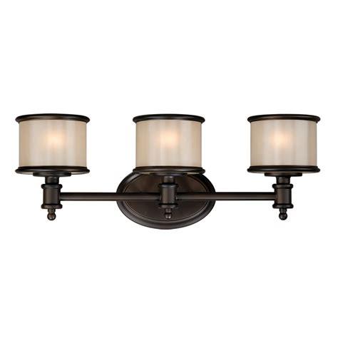 3 light vanity light edmonton 3 light vanity l noble bronze