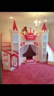 Princess Castle Bunk Bed New S Custom Princess Castle Bed