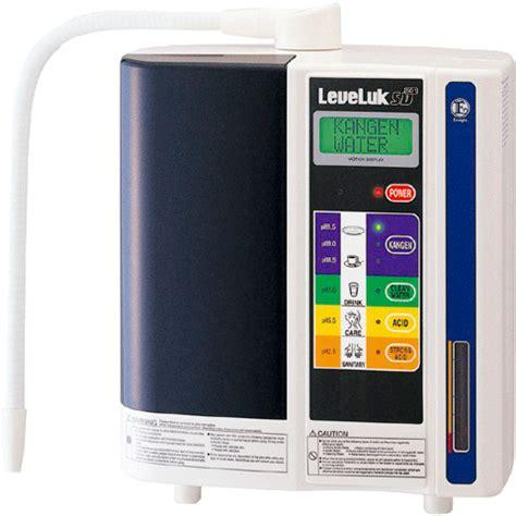 kangen water leveluk sd501 the best alkaline ionized water in the world