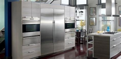 sub zero kitchen appliances the newly expanded sub zero integrated line contemporary
