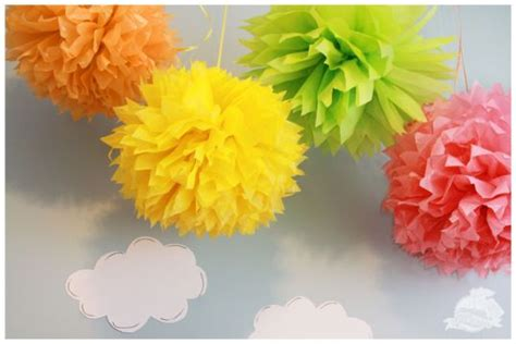 How To Make Lorax Trees Out Of Tissue Paper - dr suess lorax featured on the wagon