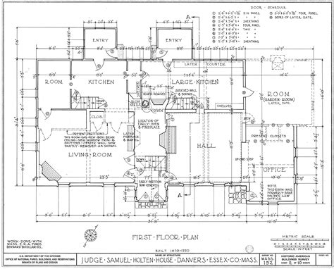 house plans with dimensions lovely residential house plans house floor ideas